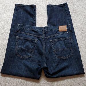 Lucky Brand 221 dark wash jeans